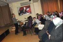 20.01.2010 Hiperaktivite Semineri Celalettin Gözü Sulu İlk Öğretim Okulu