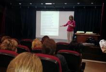23.12.2010 Özgüven konulu seminer.Bakırköy Halk Eğitim Merkezi
