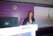 8.9.2012 - 15.Avrupa Nörofibromatozis Toplantısı.Lütfi Kırdar Kongre Merkezi