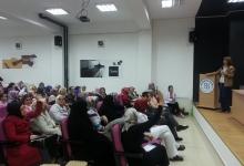Anne Baba İlişkileri ve Çocukla İletişim semineri 21.11.2013 Arnavutköy Bld.Kadın Kültür Merkezi