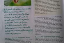 BABALAR VE KIZLARI konulu röportaj Form Sante Dergisi Eylül 2011