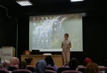 Bilinçli Kadın Bilinçli Toplum Konulu seminer 28.06.2013 Arnavutköy Bld. Kadın Kültür Merkezi