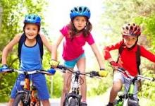 Bisikletli Bir Yaz