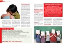 Çocuk İstismarı konulu röportaj 2. Anne Bebek Dergisi Mayıs 2011