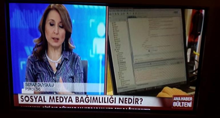 Habertürk TV Sosyal Medya Psikolojisi