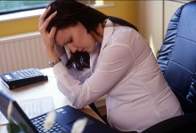 Hamilelik Stresiyle Başa Çıkmak